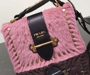 bag, Prada, and fashion image