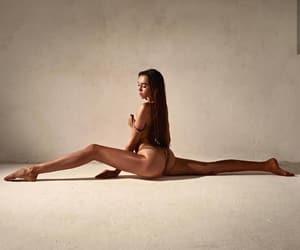 beautiful, model, and girl image