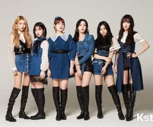 fashion, sowon, and yuju image