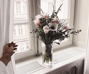 flowers, chic, and design image