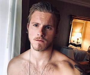 actor, shirtless, and alexander ludwig image