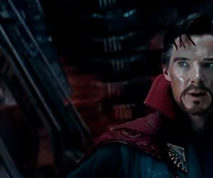 gif, Marvel, and benedict cumberbach image