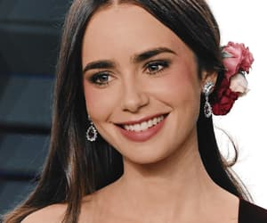 lily collins, actress, and cute image