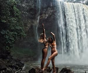 love nature waterfall image