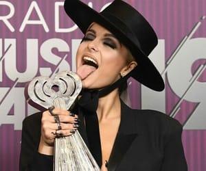award and bebe rexha image