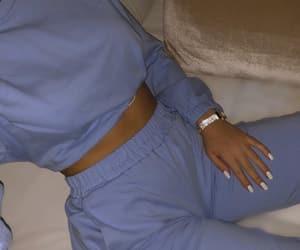 blue, fashion, and set image