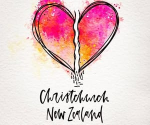 australia, christchurch, and cry image