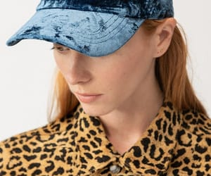 cap, corduroy, and freckles image