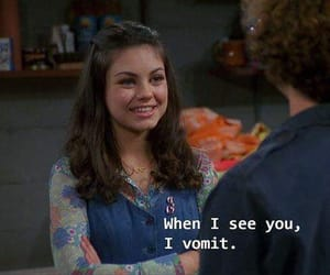 quotes, reaction, and that 70s show image