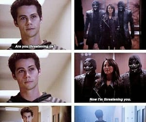 nogitsune, teen wolf, and dylan o'brien image