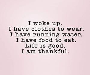 grateful, life, and loa image