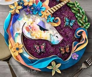 food and unicorn image
