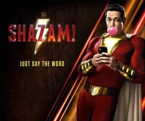 DC, shazam, and dceu image