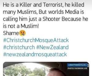 christchurch, media, and mosque image