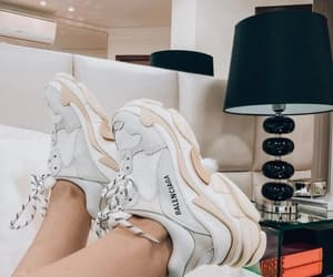 shoes, fashion, and Balenciaga image