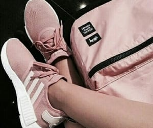 adidas, aesthetic, and rose image