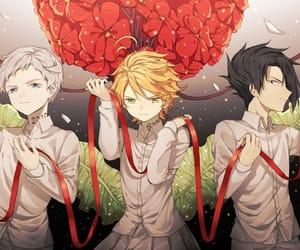 anime, ray, and anime boys image