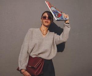 fashion, girl, and she image