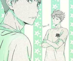 anime, anime boys, and haikyuu image