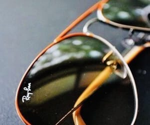accessories, raybans, and sunglasses image