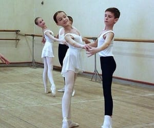 ballet, children, and kids image