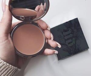 makeup, parfum, and maquillage image
