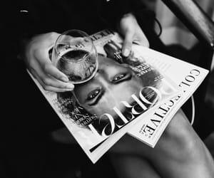 magazine, girl, and aesthetic image