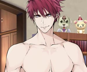 body, red hair, and smile image