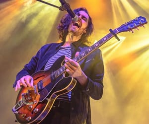 music, hozier, and singer image