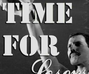 Freddie Mercury, Queen, and legend image