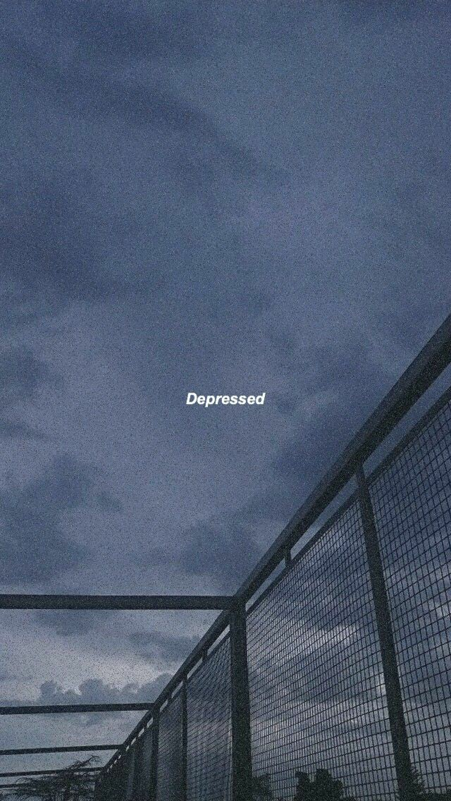 Depressed Discovered By Qamarsuleymanova On We Heart It
