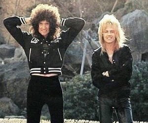 Queen, roger taylor, and queen band image