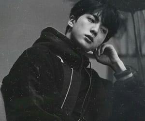 bts, kim seokjin, and worldwide handsome image