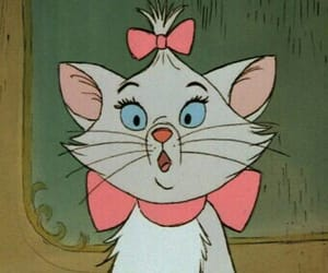 cartoon, cat, and disney image