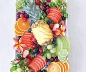 cherry, kiwi, and pineapple image