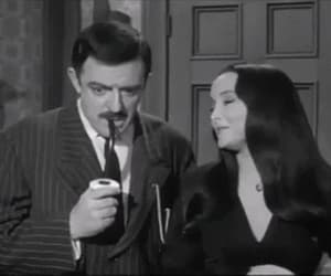 carolyn jones, john astin, and gif image