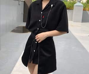 korean, style, and clothes image