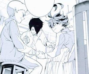 anime, ray, and anime boy image