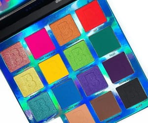 make up and bright colour image
