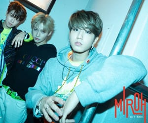 felix, seungmin, and han image