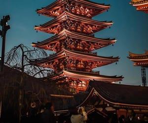 aesthetics, architecture, and asakusa image