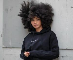beauty, black women, and dark skin image