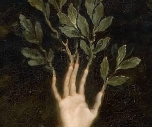 "french artist, detail of painting, and ""apollo pursuing daphne"" image"