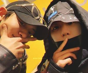 exo and chanbaek image