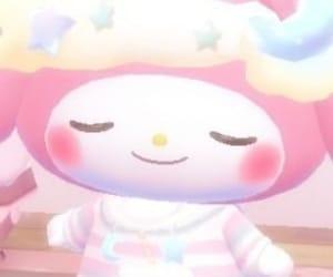 cute, my melody, and tomotoru image
