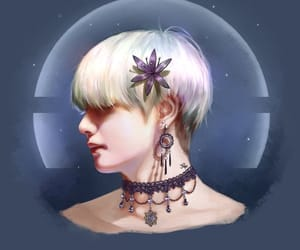 art, idol, and kpop image