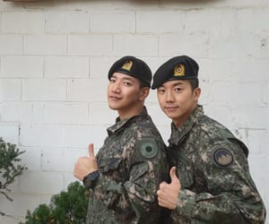 2PM, junsu, and wooyoung image