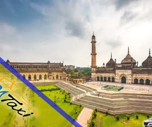 taxi aligarh and car rental aligarh image