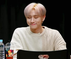 fansign, changkyun, and monsta x image