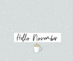 background, november, and seasons image